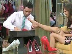 Hot Girl Want A Foot Massage Free Hot Massage Porn Video 45