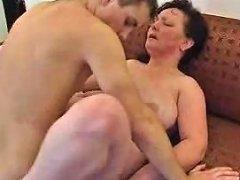 Russian Mature Woman