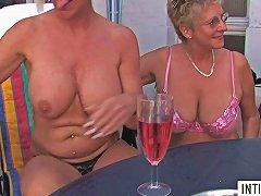 German Ugly Lesbos Naked
