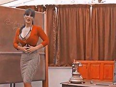 British Curvy Teacher Teach Recolored Hd Porn 09 Xhamster
