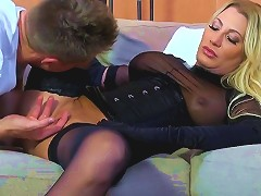 Her Wet Pussy Is A Place To Stick That Rod In