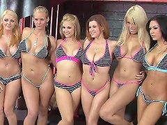 Big Tit Oil Orgy Behind Scene Free Tit Orgy Porn Video 20