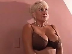 Slutty Milf Craves Young White Meat