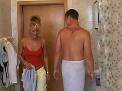 Euro Housewife Seizes Fisted In Addition To Assfucked By A Burgeoning Cock