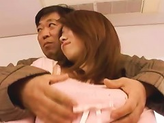 Japanese Mature Babe Gets Fucked Doggy Part1