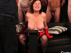 Frisky Beauty Gets Cum Load On Her Face Eating All The Cum49 Nuvid