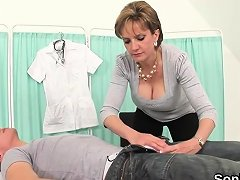 Unfaithful Uk Mature Lady Sonia Showcases Her Big Naturals52 Nuvid