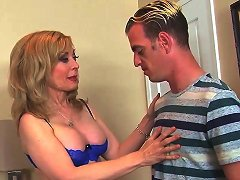 Experienced Milf Strokes A Young Cock Hd Porn 01 Xhamster
