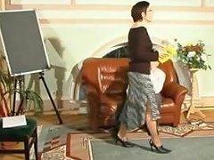 Older Women As Teacher And Young Boy