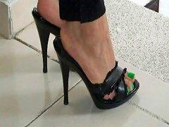 Mules High Heels